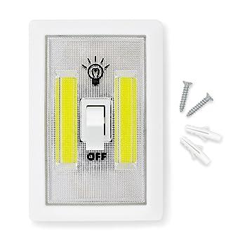 Zramo 1 pieza luz de clóset, funciona con pilas, luz de grifo ...