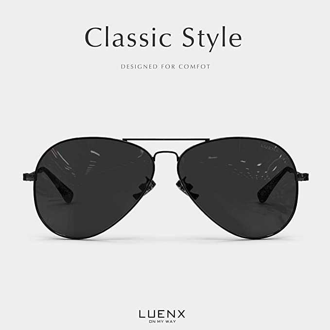 Men Sunglasses Polarized womens - UV 400 Protection with case 60MM ...
