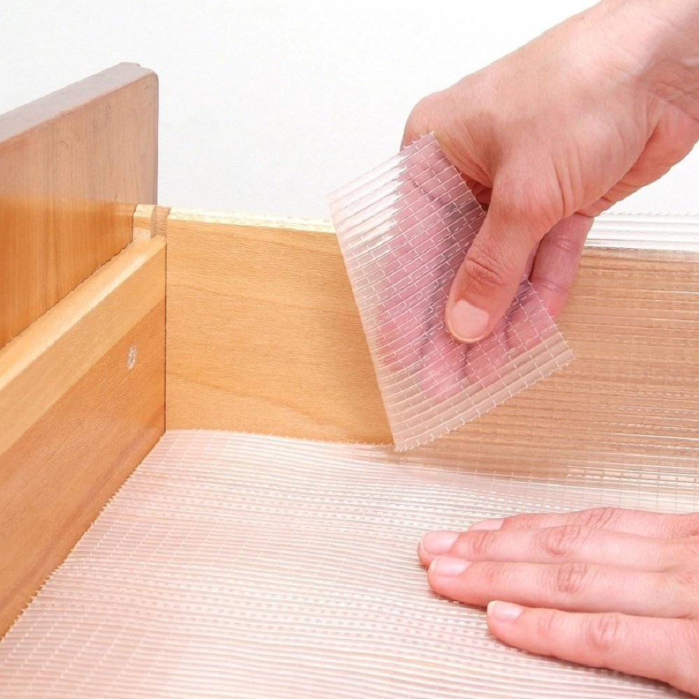 Con-Tact Brand Zip-N-Fit Premium Non-Adhesive Shelf and ...