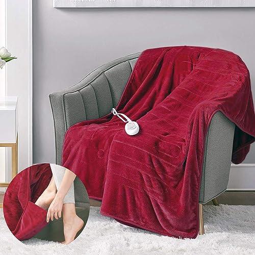 Microplush Electric Blanket