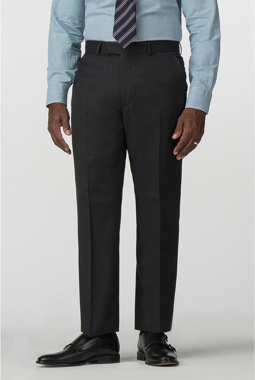 Pierre Cardin Mens Grey Suit Trouser in 40R