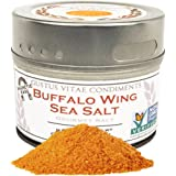 Buffalo Wing Sea Salt, Non-GMO, 3.1oz, Seasoning