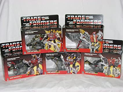TRANSFORMERS G1 Reissue Dinobot Swoop brand new