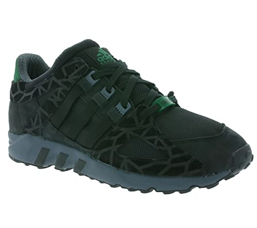 the latest b2502 96e0f Adidas Equipment Running Guidance 93, green black, 8,5
