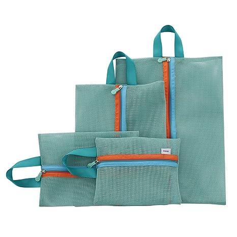 Saye Practical - Organizador para maletas unisex adulto, azul (Azul) - BG02BU