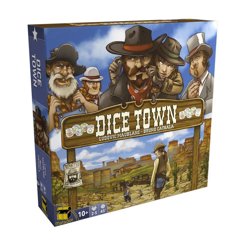 激安特価  Matagot - Dice Town Dice - B0021JCFTC B0021JCFTC, 買取横丁:42fd5b2e --- cliente.opweb0005.servidorwebfacil.com