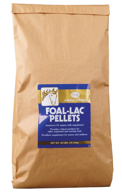 Foal-Lac Supplement Pellets, 40-Pound