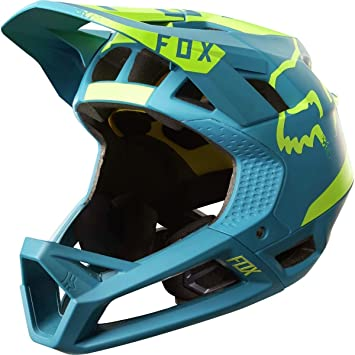 Fox Trail de casco proframe Moth 18609 – 176 de l, color azul, tamaño