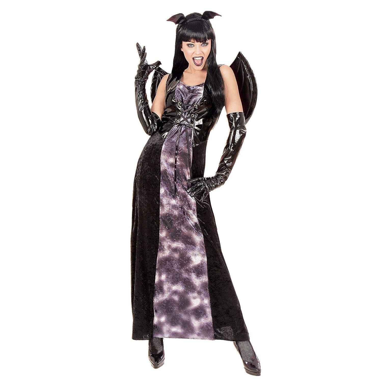 WIDMANN Desconocido Señora disfraz de murciélago gótico| talla XL ...