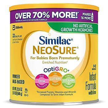 Similac NeoSure Infant Formula with Iron