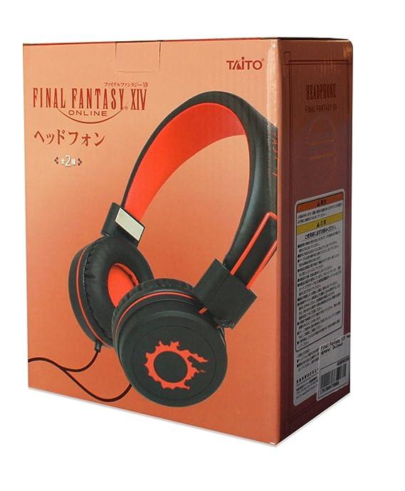 Amazon com: Final Fantasy XIV Online - Headphones Meteor ver