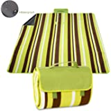 YONOVO Large Waterproof Picnic Blanket Mat for Camping Beach Outdoor