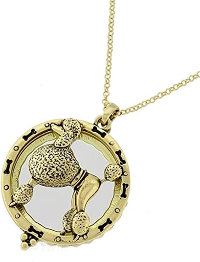 Silver Tone Artisan Owl Elephant 4x Magnifying Glass Sliding Top Key Chain