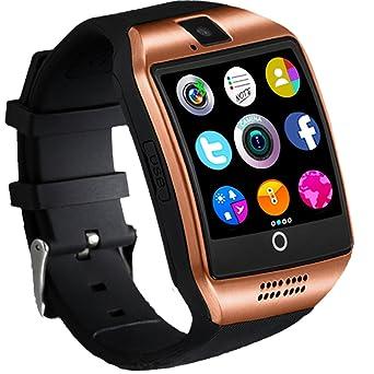 Montre Connectée Enfant Homme, Sport Montre Connectée Smartwatch Android Bluetooth Podomètre Montre Sommeil Fitness pour