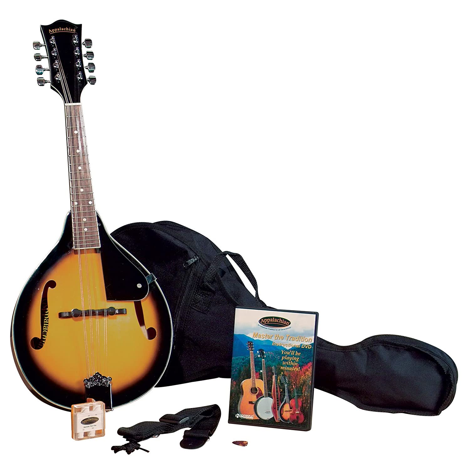 appalachian apm 1 mandolin pickin pac musical