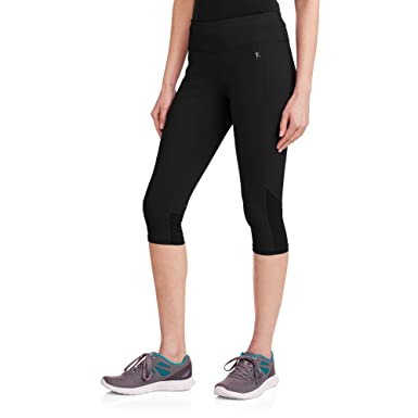 ca4409630d8fe Amazon.com: Danskin Capri Pants by Women's Compression Pants: Clothing