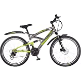 Hero RX1 26T Arjun Kapoor Limited Edition 21Speed Sprint Cycle - Gray & Green