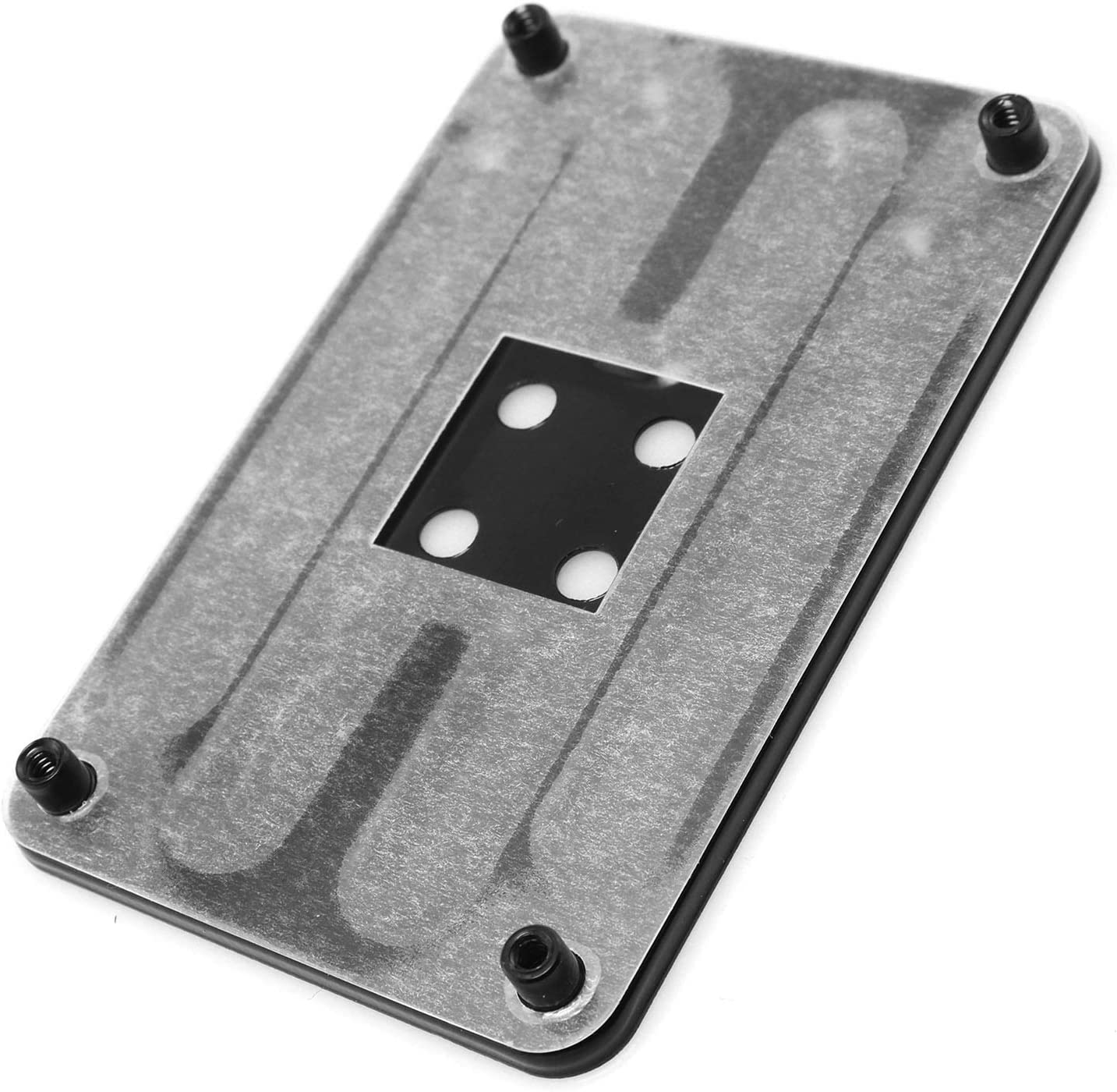 DGZZI AM4 Backplane Durable Iron CPU Heatsink Bracket Backplate Back CPU Fan Water Cooling Mounting Sheet Plate for AM4 AMD