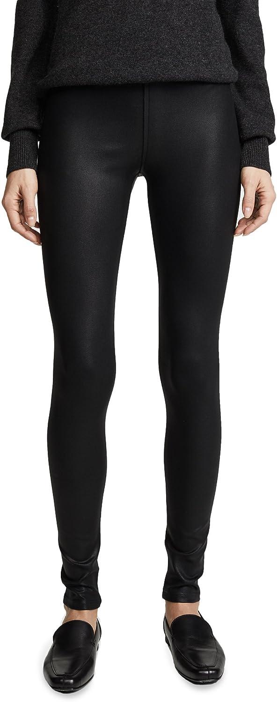David Lerner Womens Basic 9 Rise Legging