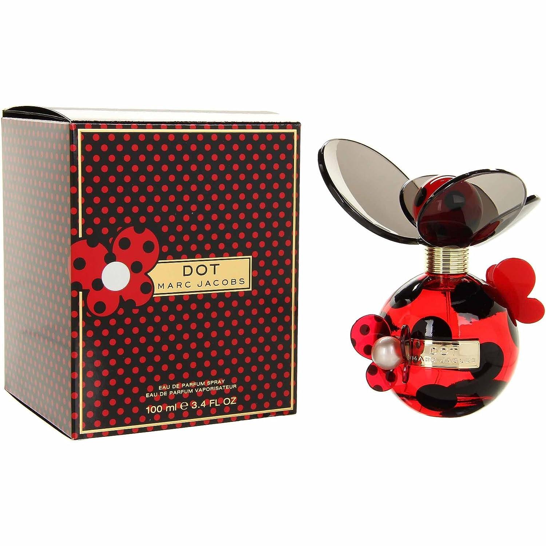 Efterstræbte Amazon.com : Marc Jacobs Dot Eau De Parfum Spray for Women, 3.4 QF-62