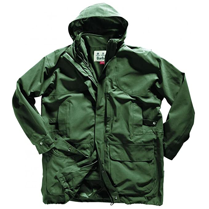Amazon.com: Barbour Sporting Ultimate 3 en 1 para hombre ...