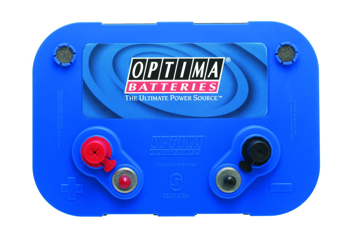 Optima Batteries 8006-006 34M BlueTop Marine Starting Battery