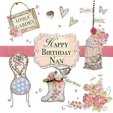 Amazon.com: Prestige Nan Tarjeta de cumpleaños – feliz ...