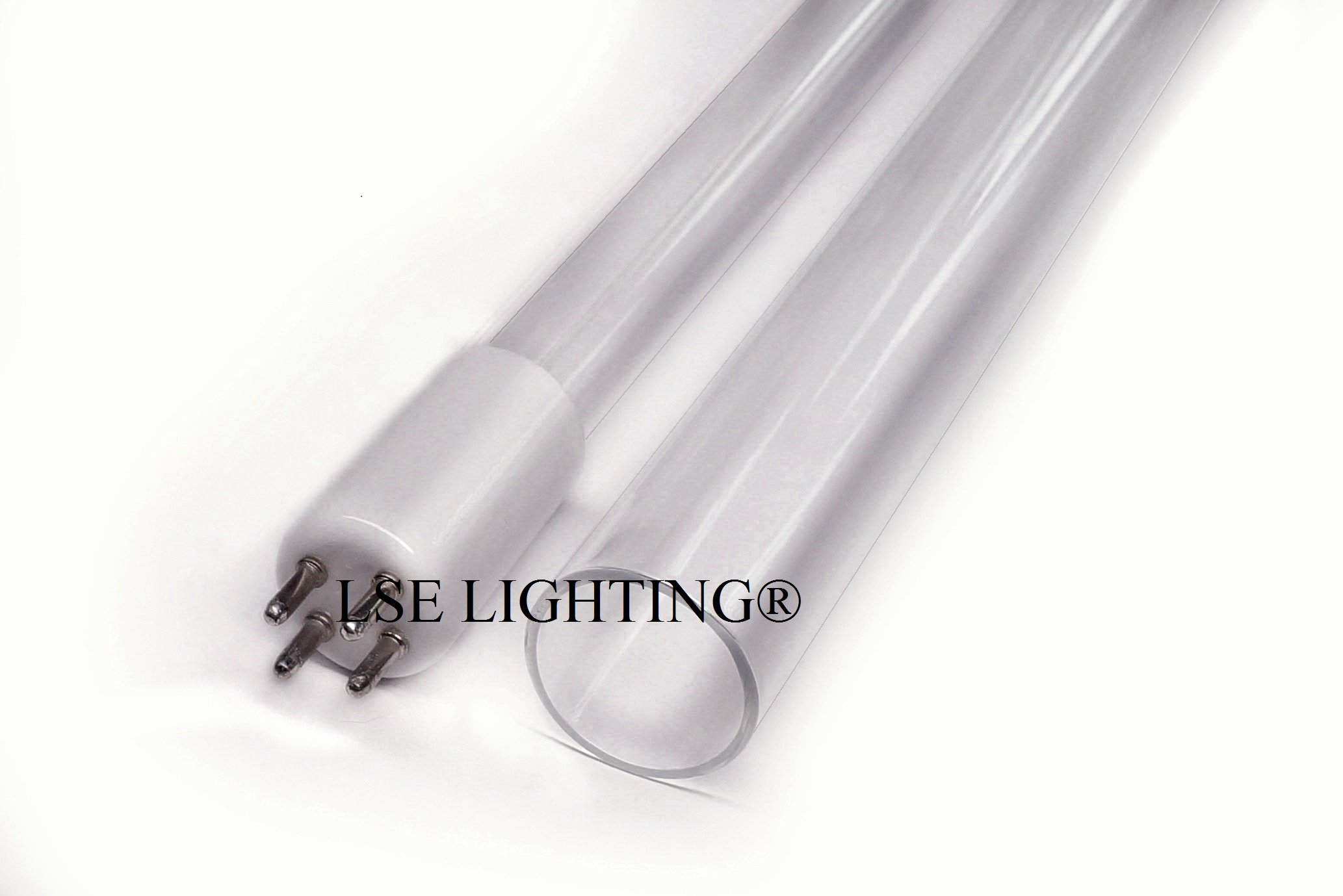 LSE Lighting Combo 70-18420 (S) UV Lamp and Sleeve for Elektra Pro EP-20 Delta E-20 EA-3H-20 EA-4H-20 by LSE Lighting