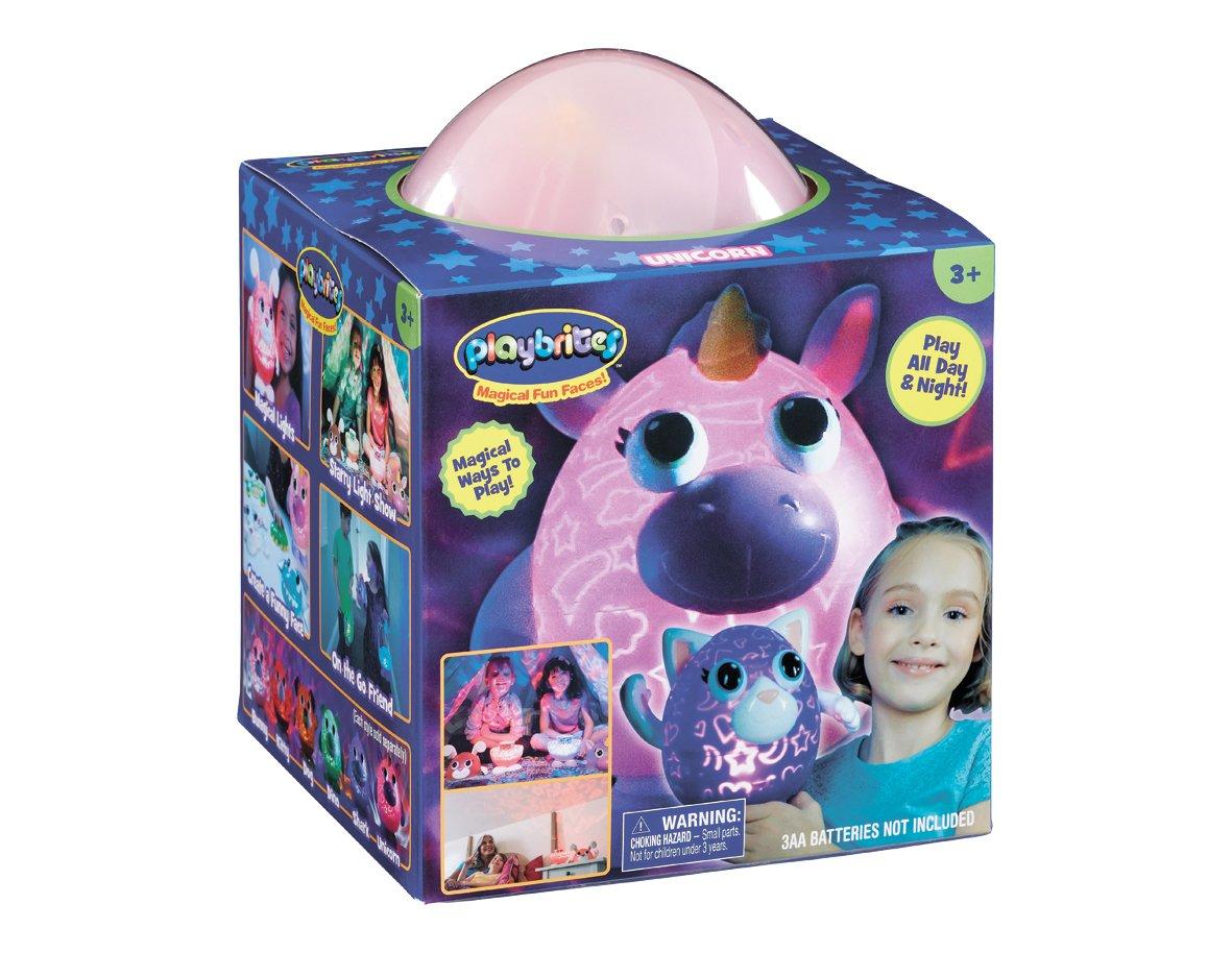 Unicorn Snuggle Pets Playbrites