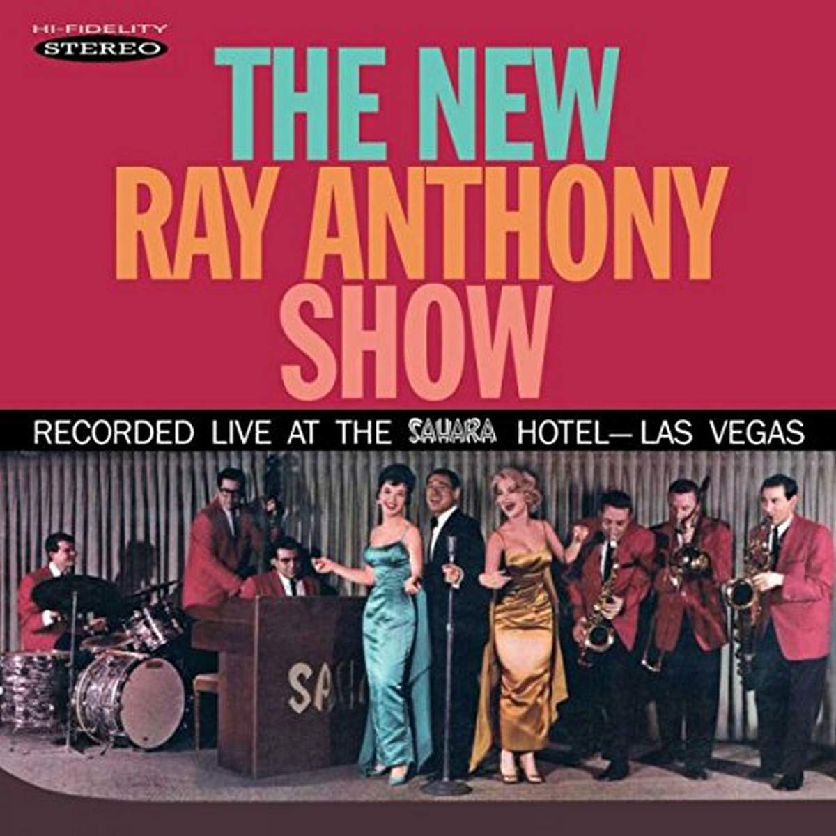 Super intense SALE lowest price New Ray Show Anthony