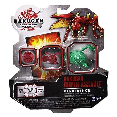Bakugan – Gundalian Invaders – Bakugan Super Assault – Figurines et Cartes Aléatoires