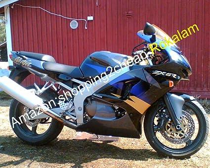 Kawasaki Ninja ZX6R ZX-6R 98 99 636 ZX 6R 1998 1999 ZX-636 ...