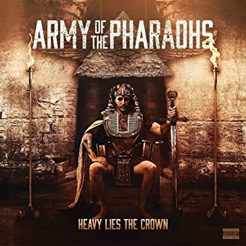 army of the pharaohs heavy lies the crown review