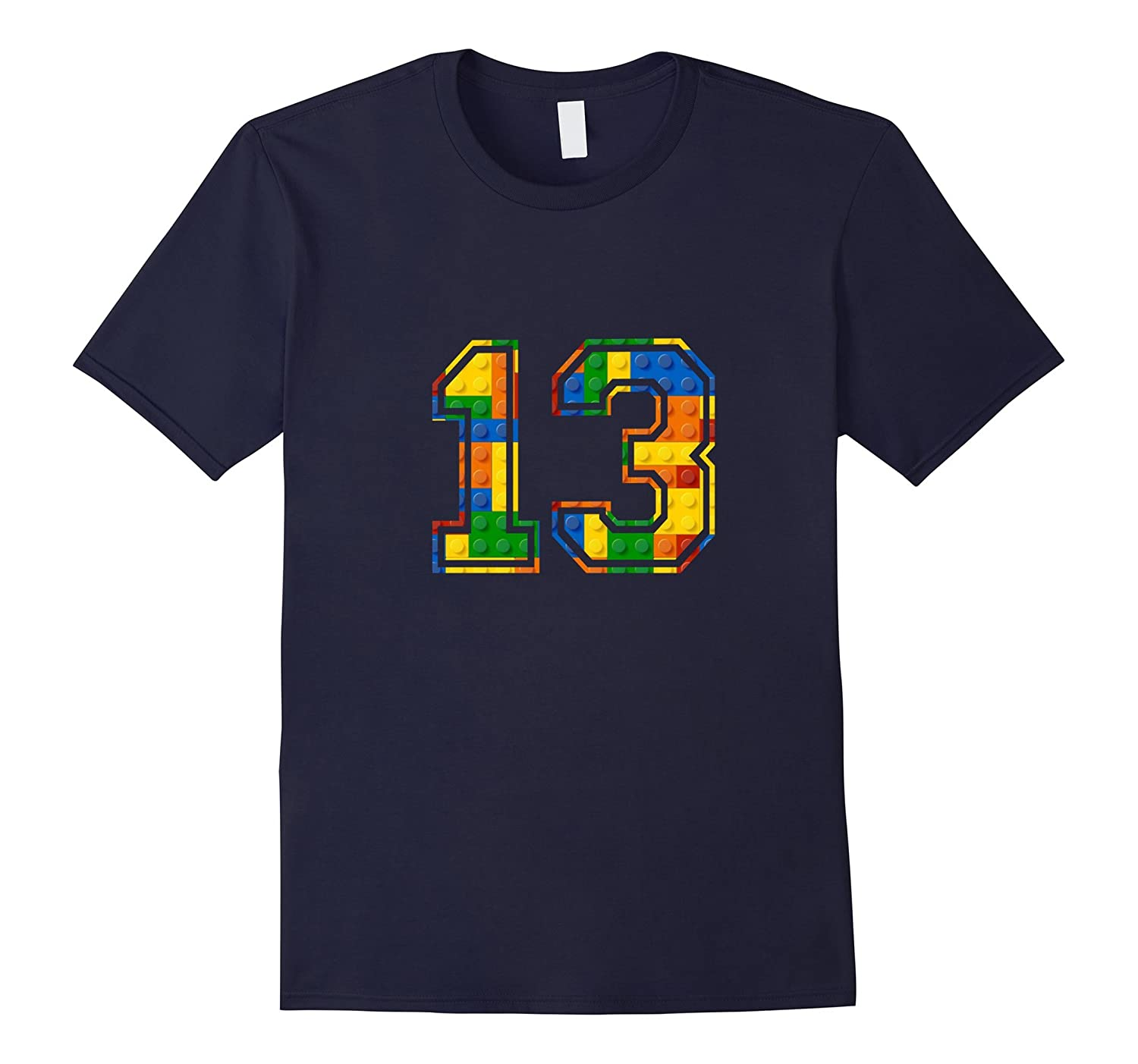 13th Birthday T-Shirt for 13 Year Old Awesome Kids-CD