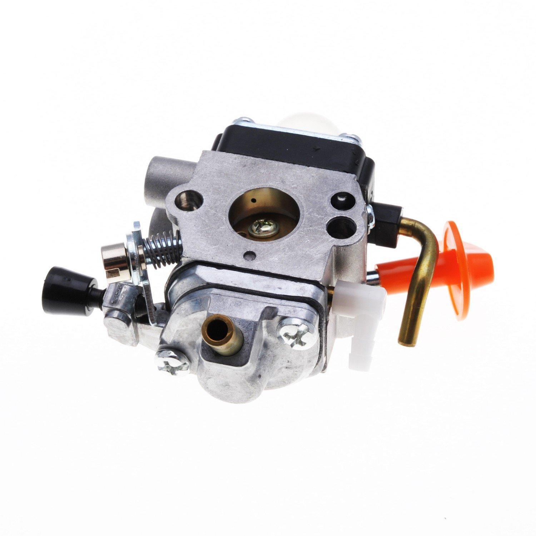 Jardiaffaires Carburatore ADATTABILE combisystè me Stihl km90, KM100, km130