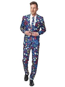 Suitmeister Trajes Divertidos - Incluyen Chaqueta, Pantalones y ...