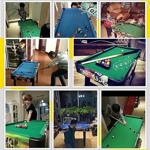 TY-Pool Table MMM@ Mesa de Billar Inicio Deportes para niños ...