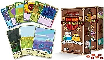 Adventure Time: Card Wars Card Game: Cryptozoic Entertainment: Amazon.es: Juguetes y juegos