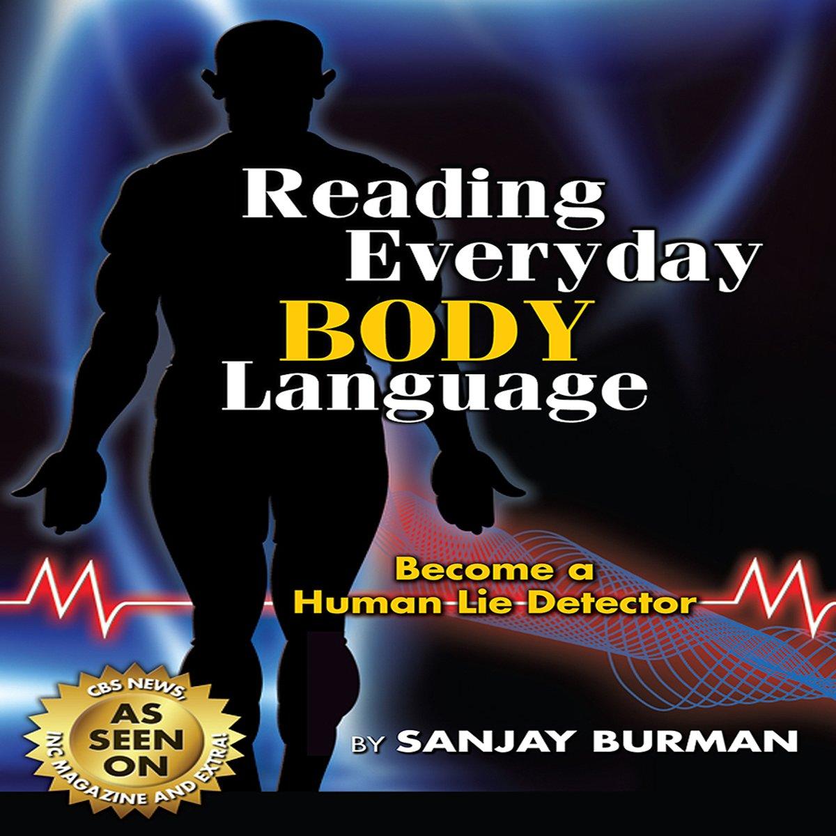 Reading Everyday Body Language: Become a Human Lie Detector by Gildan Media, LLC