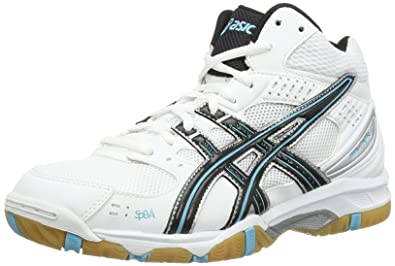 1b74fba076617 ASICS Women's Gel-Task Mt Volleyball Shoes: Amazon.co.uk: Shoes & Bags