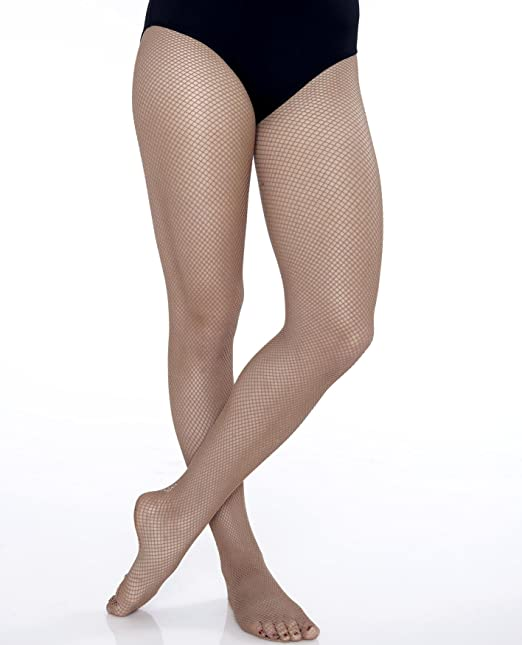 a1339c49b6d Amazon.com  Danskin Girls  Fishnet Tight  Girls Black Fishnet Tights   Clothing