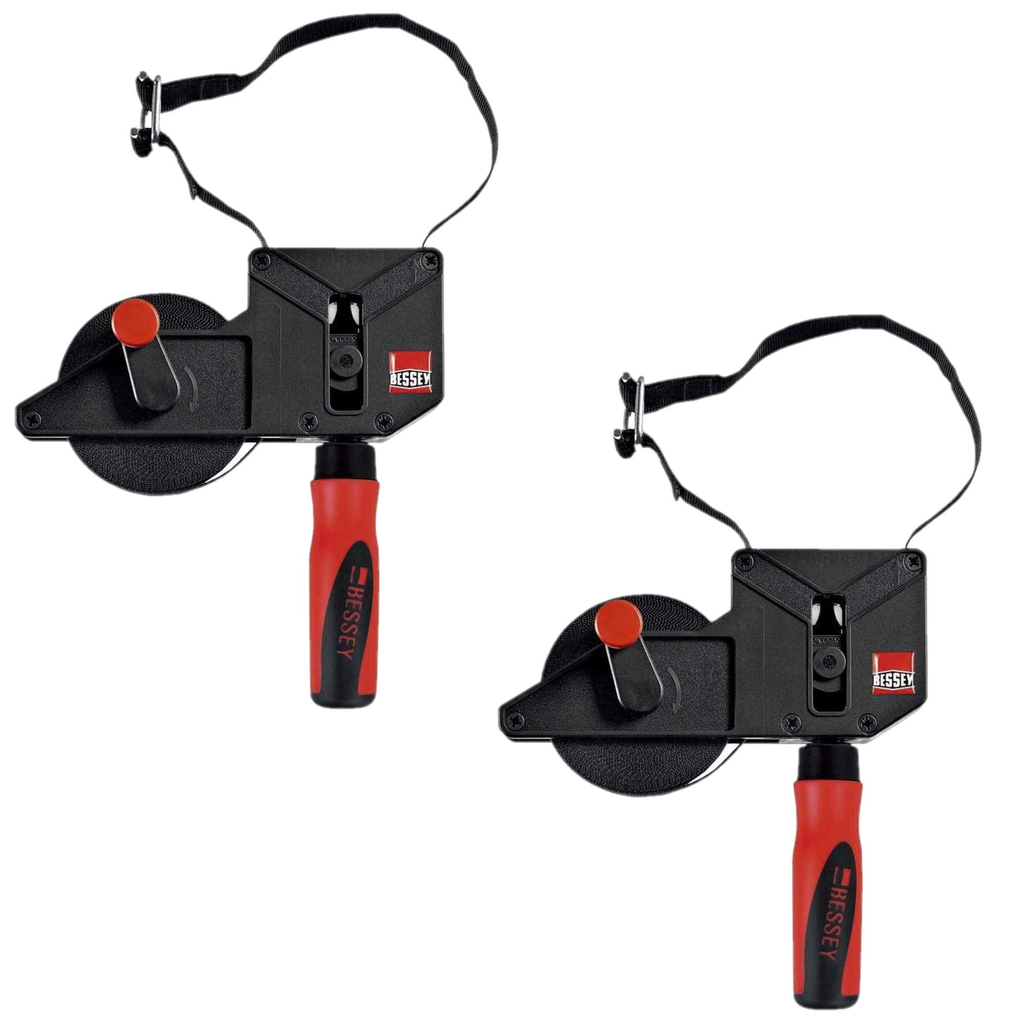 Bessey VAS-23+2K Vario Angle Strap Clamp (Pack of 2) (2) by Bessey