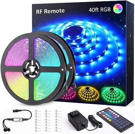 49ft RGB Strip Light 900 LED 3528 Fairy Lights Flexible Backlight 44key Remote