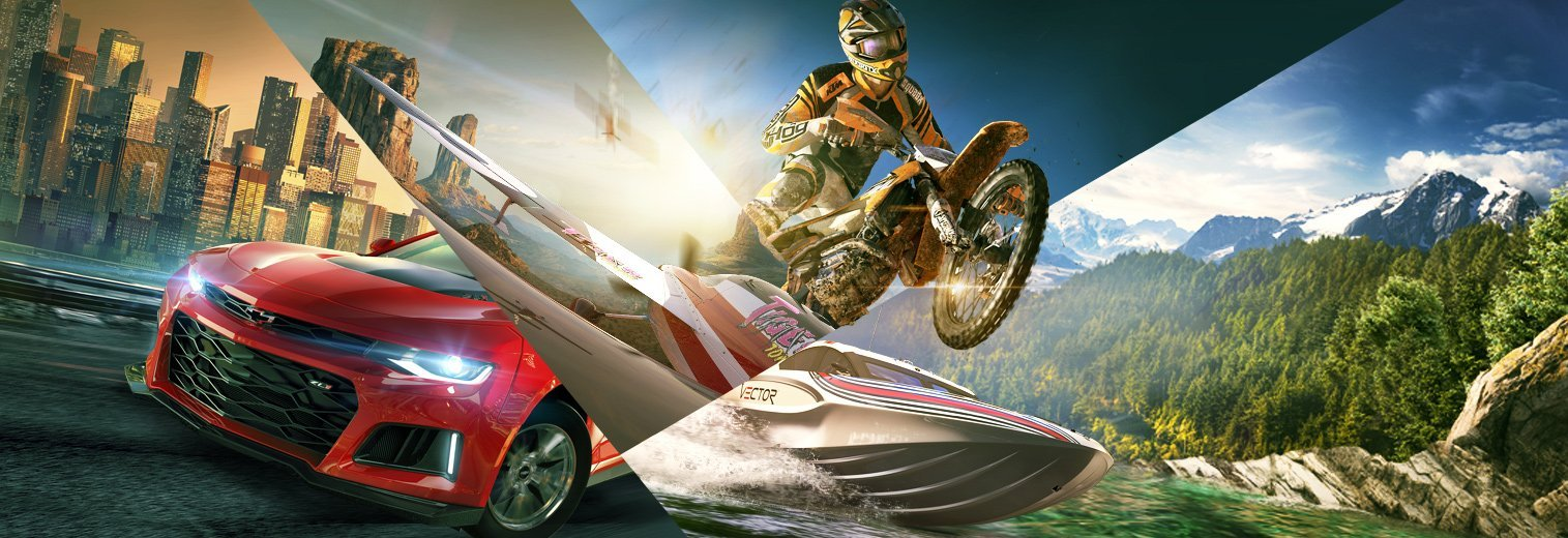 The Crew 2 GOLD Edition - Xbox One [Digital Code] by Ubisoft (Image #3)