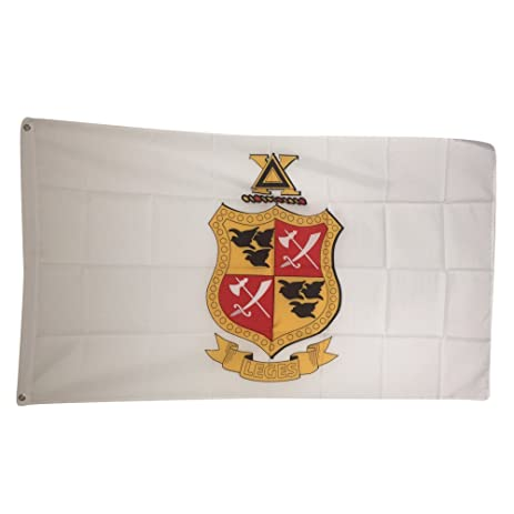 Amazon Delta Chi Crest Fraternity Flag Greek Letter Use As A