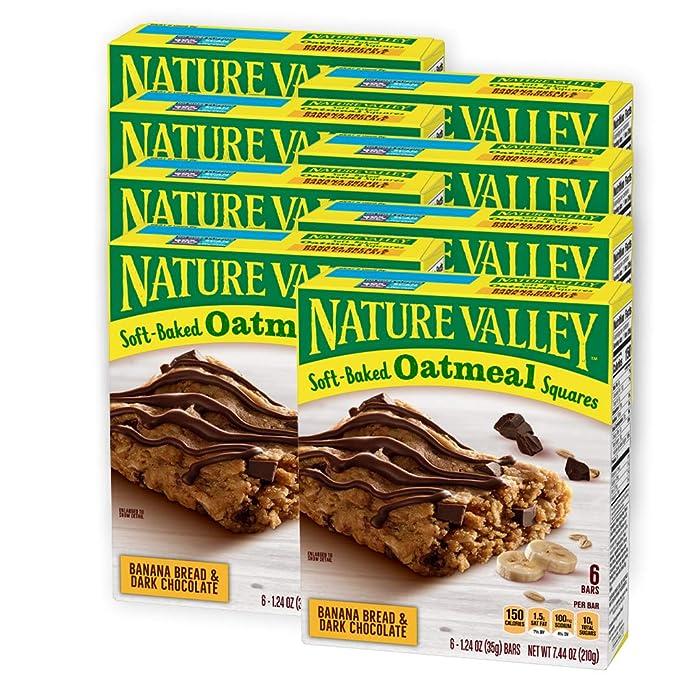The Best Banana Nature Valley Bars
