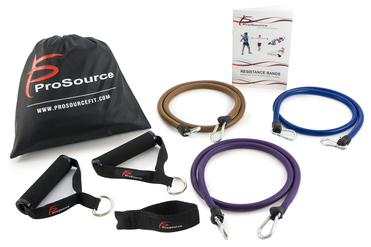 ProSource Stackable Resistance Carrying Exercise Image 1