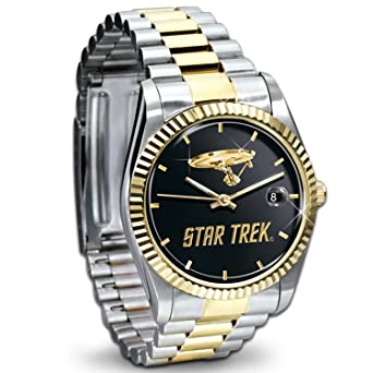 Men's Watches Analytical New Fashion Unisex Star Trek Quartz Wrist Watch Charm Men Women Leather Bracelet Watch