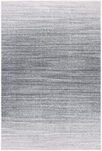 Safavieh Adirondack Collection ADR142F Modern Ombre Chic Area Rug, 3' x 5', Grey/Ivory
