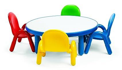 Angeles Toddler Table u0026 Chair Set ROYAL BLUE  sc 1 st  Amazon.com & Amazon.com: Angeles Toddler Table u0026 Chair Set ROYAL BLUE: Toys u0026 Games
